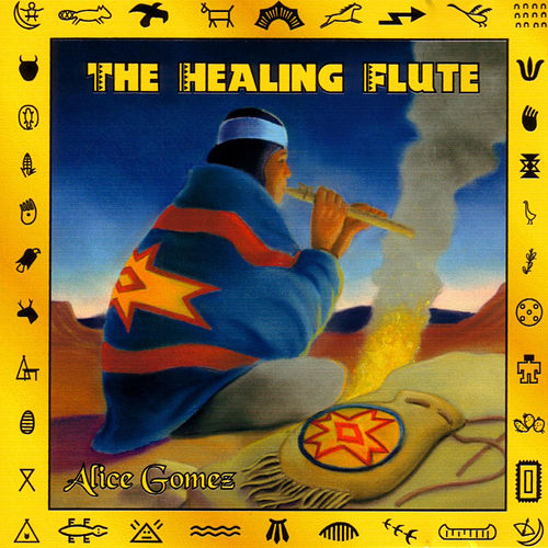 The Healing Flute by Alice Gomez