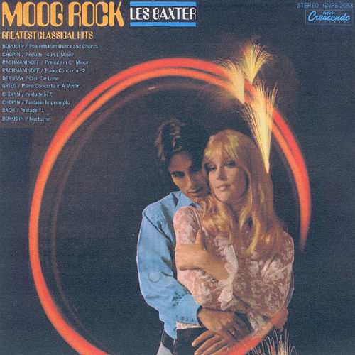 Moog Rock by Les Baxter