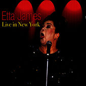 Live In New York by Etta James