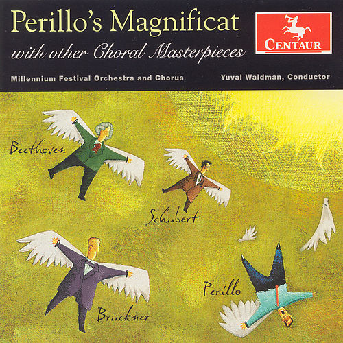 Perillo's Magnificat With Other Choral Masterpieces by Various Artists