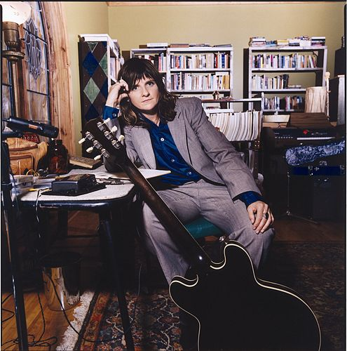 Amy Ray: The Rhapsody Interview by Amy Ray