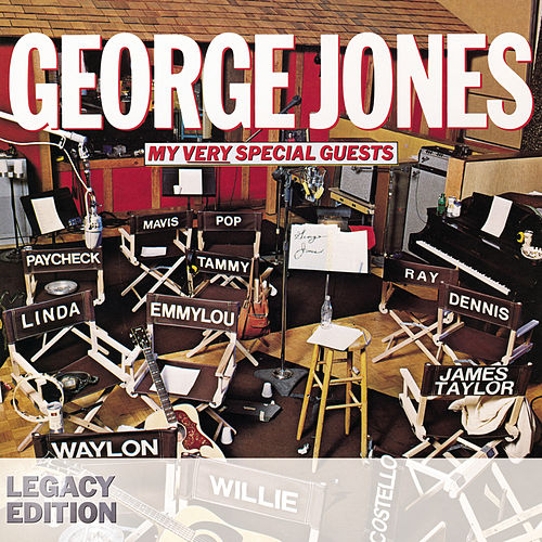 My Very Special Guests (Legacy Edition) by George Jones