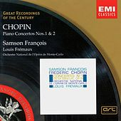 Piano Concertos by Frederic Chopin