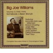 Big Joe Williams Vol. 2 1945 - 1949 by Big Joe Williams