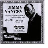 Jimmy Yancey Vol. 1 1939 - 1940 by Jimmy Yancey