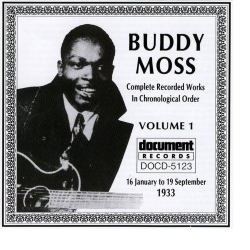 Buddy Moss Vol. 1 1933 by Buddy Moss