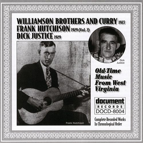 Old Time Music from West Virginia 1927 - 1929 by Various Artists