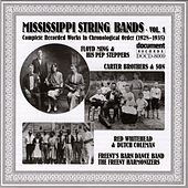 Mississippi String Bands Vol. 1 1928 - 1935 by Various Artists