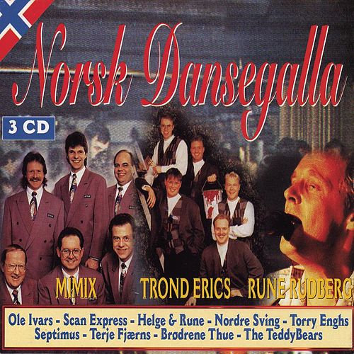 Norsk Dansegalla by Various Artists