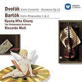 Dvorak and Bartok: Violin Concerto, Etc. by Various Artists