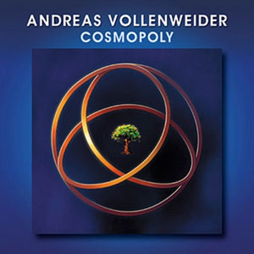 Cosmopoly by Andreas Vollenweider