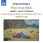 Three Greek Ballets by Igor Stravinsky
