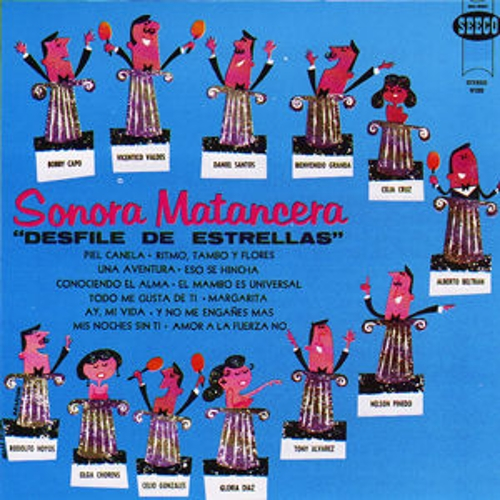 Desfile De Estrellas by Various Artists