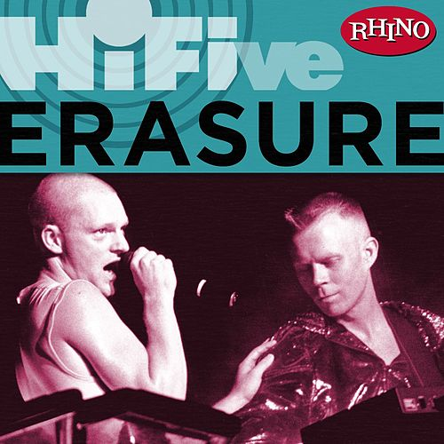 Rhino Hi-five: Erasure by Erasure
