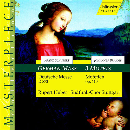German Mass/3 Motets by Franz Schubert