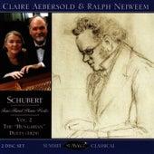 Schubert Four-hand Piano Works Vol. 2 by Franz Schubert