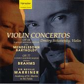 Violin Concertos: Dimitry Sitkovetsky and Academy Of St. Martin Of The Fields by Dmitry Sitkovetsky