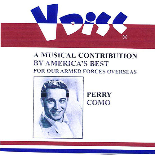 V-Disc Recordings by Perry Como