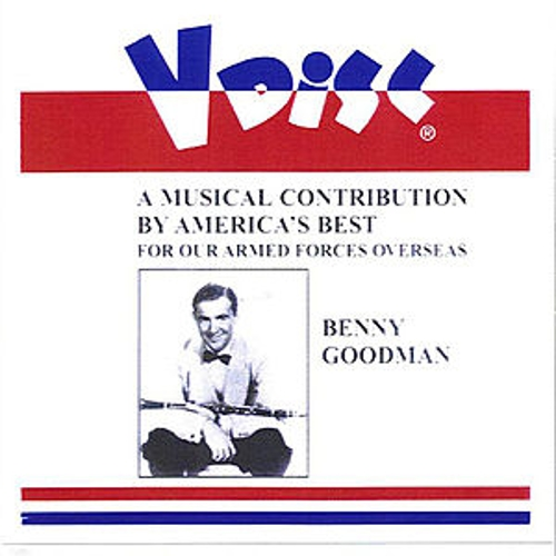V-Disc Recordings by Benny Goodman