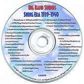 SWING ERA 1939-1940 CD005 by Various Artists