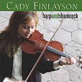 Harp and Shamrock by Cady Finlayson