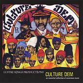 Culture Dem by Various Artists