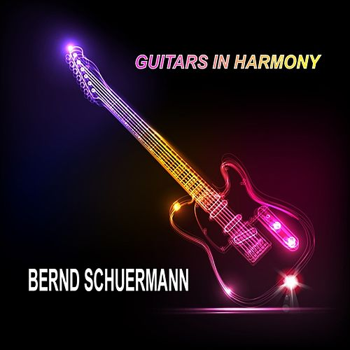 Guitars in Harmony by Bernd Schuermann