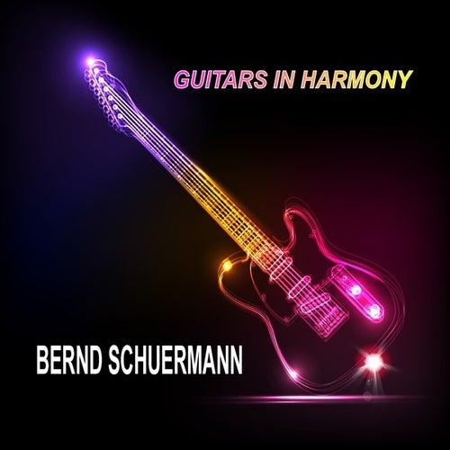 Guitars in Harmony by Bernd Schuermann