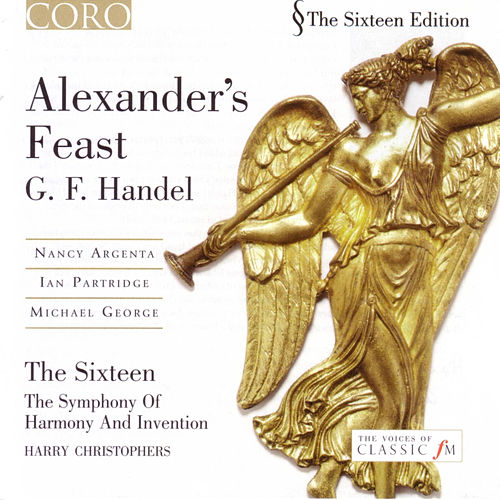 Alexander's Feast by George Frideric Handel