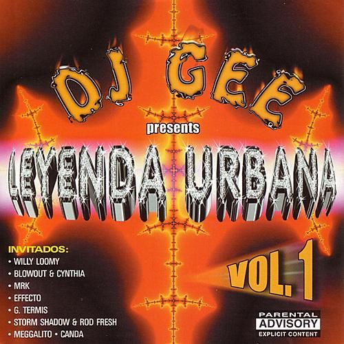 Leyenda Urbana Vol.1 by DJ Gee