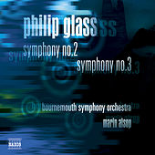 Symphony Nos. 2 and 3 von Philip Glass