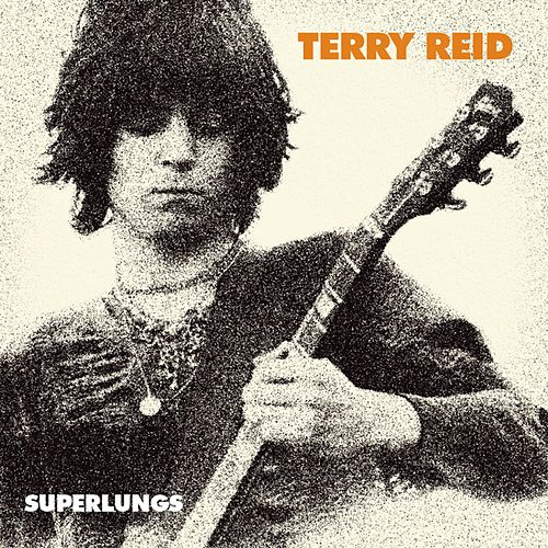 Superlungs by Terry Reid
