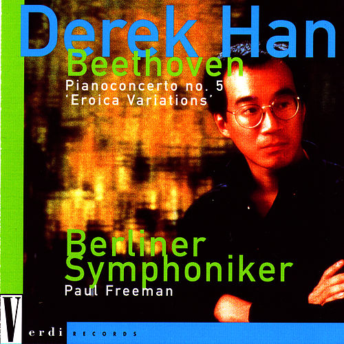 Beethoven Pianoconcerto No. 5 'Eroica Variations' by Derek Han