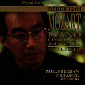 The Complete Mozart Piano Concertos, Vol. Nine by Derek Han