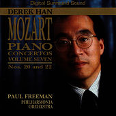 The Complete Mozart Piano Concertos, Vol. Seven by Derek Han