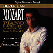 The Complete Mozart Piano Concertos, Vol. One by Derek Han