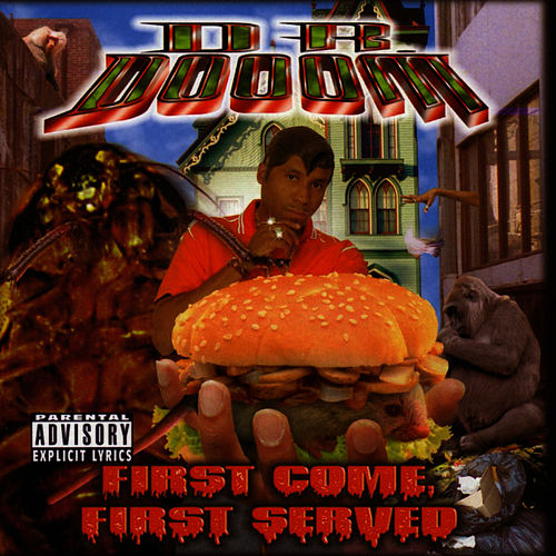 First Come, First Served (instrumentals) by Kool Keith
