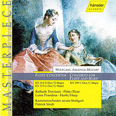 Flute Concertos K. 314-313 / Concerto For Flute And Harp K 299 by Wolfgang Amadeus Mozart