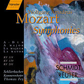 Symphonies (2005) by Wolfgang Amadeus Mozart