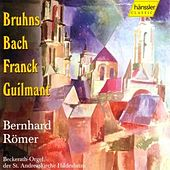 Bruhns, Bach, Franck, Guilmant by Various Artists