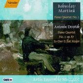 Piano Quartets - B. Martinu / A. Dvorak by Antonin Dvorak