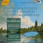 Festive Cantatas by Georg Philipp Telemann