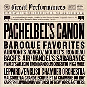 Great Baroque Favorites: Pachelbel's Canon von Various Artists