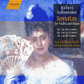 Sonatas For Violin And Piano by Robert Schumann