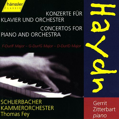 Concertos For Piano And Orchestra by Franz Joseph Haydn