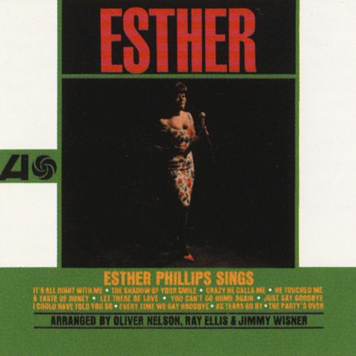Esther Phillips Sings by Esther Phillips