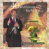 40 Aniversario En Vivo Vol 2 by Various Artists