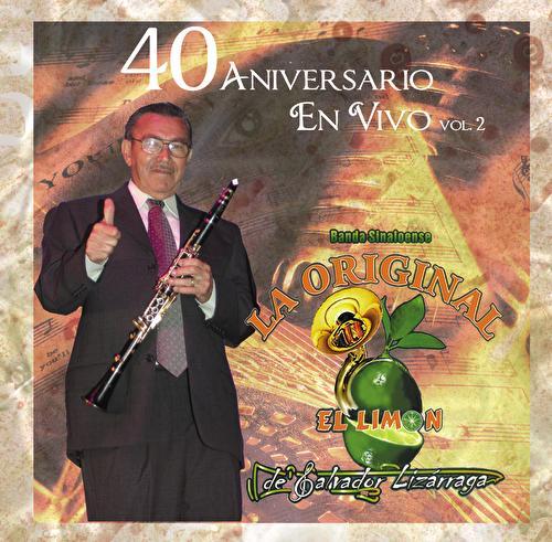 40 Aniversario En Vivo Vol 2 by Various Artists