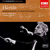 Symphonies 83, 101, and 104 by Franz Joseph Haydn