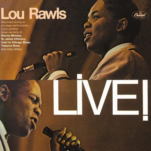 Live! by Lou Rawls